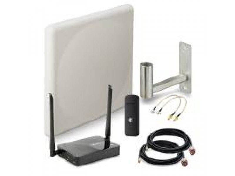 Инструкция по настройке 3G/4G антенн и готовых комплектов