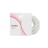 Кабель для компьютерных сетей UNIFLEX UTP2-CAT5e (24 AWG) CCA, внутренний, серый