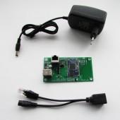 Встраиваемый в антенну роутер для 3G/4G модема AXR-1 PoE