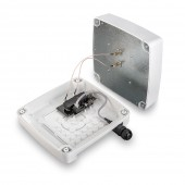 Антенна Ks 15 дБ с Wi-Fi роутером и USB модемом, встроенным в антенну