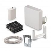 Комплект усиления сотовой связи GSM900 для дачи – KRD-900 Lite