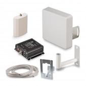 Комплект усиления сотовой связи GSM900 для дачи – KRD-900